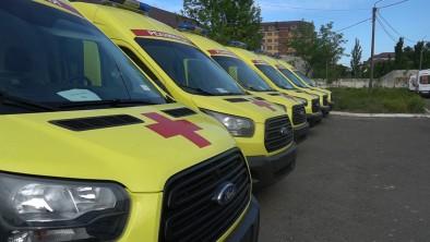 Автопарк службы скорой помощи Дагестана снова пополнился новыми реанимобилями