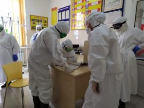 Федеральные специалисты побывали в Унцукульской центральной районной больнице