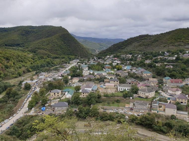 Села Табасаранского района в Дагестане (Табасаранские села)