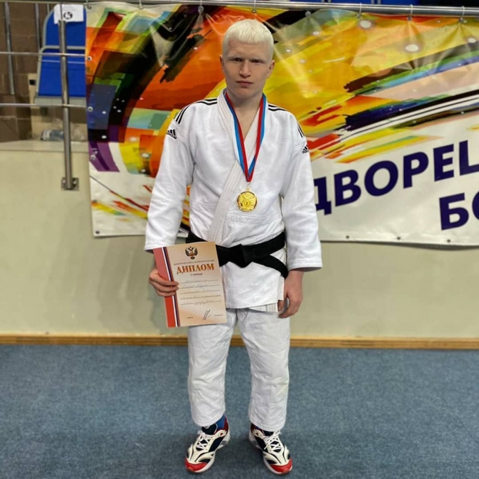 Студент ДГУ стал чемпионом России по дзюдо   Новости  