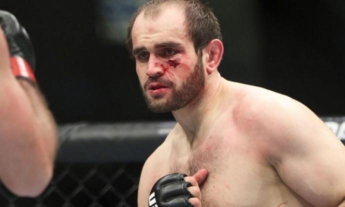Сапарбек Сафаров проведет бой на турнире UFC в Лас-Вегасе   Новости  