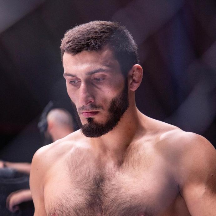 Топ-9 ACA Магомедрасул Гасанов рассказал, как готовится к бою с Артемом Фроловым   Новости  
