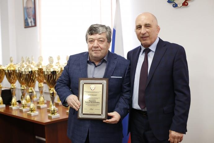 Хасавюрт занял первое место в смотре-конкурсе Минспорта РД   Новости  