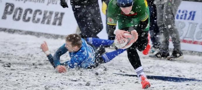 Дагестанцы вызваны в мужскую и женскую сборные России по регби на снегу   Новости  