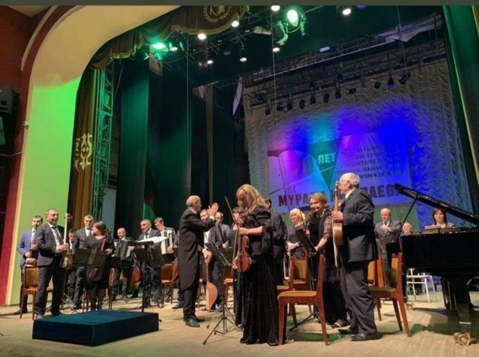 Государственный оркестр народных инструментов РД присоединится к празднованию юбилея композитора М.Кажлаева | Новости |