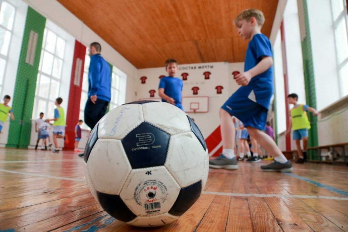 Урок футбола появится в школах в 2021 году   Новости  