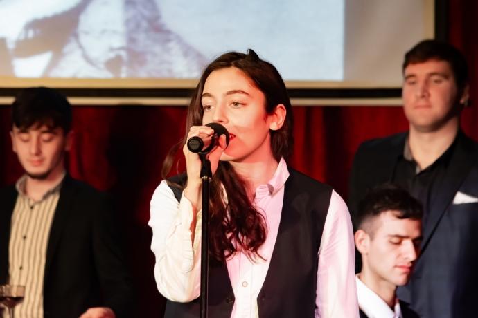 В Театре поэзии прошёл вечер к 130-летию со дня рождения Осипа Мандельштама | Новости |