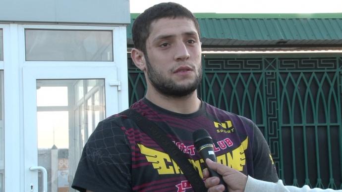 Боец Икрам Алискеров одержал досрочную победу на турнире BRAVE CF 49 | Новости |