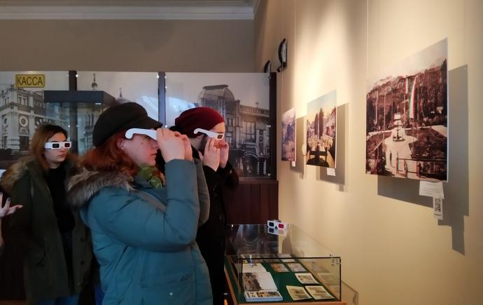 Дагестанское издательство «Мастер» представило выставку 3D-фотографий во Владикавказе | Новости |