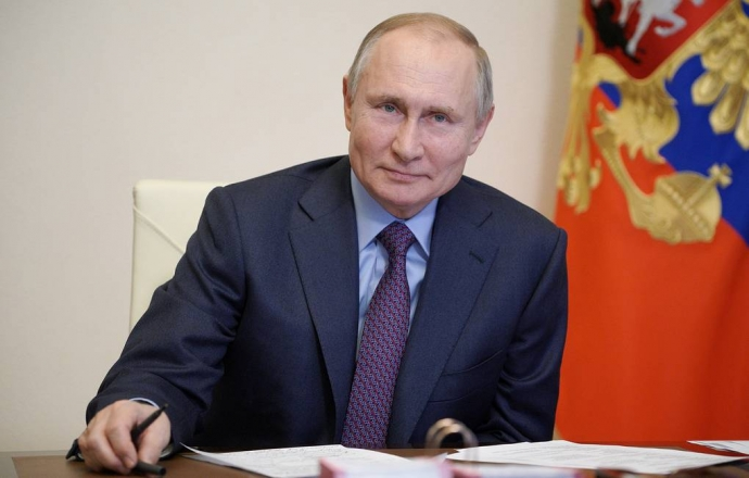 Путин намерен сделать прививку от коронавируса 23 марта | Новости |