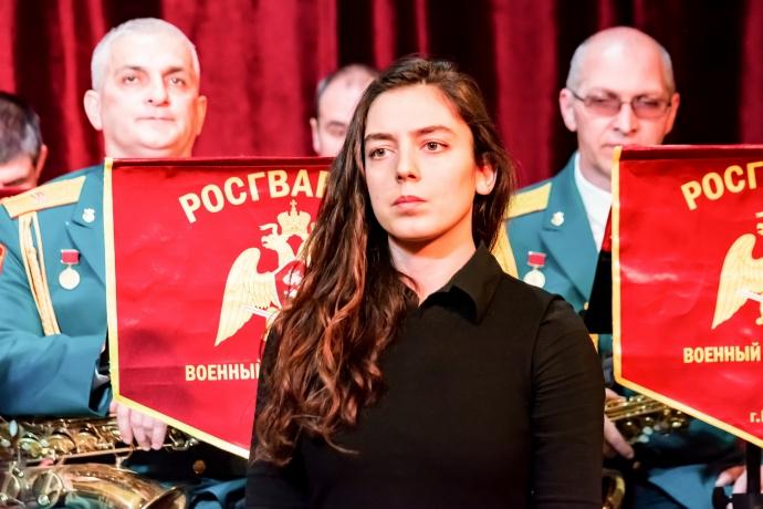 В Театре поэзии прошла встреча ко Дню защитника Отечества | Новости |