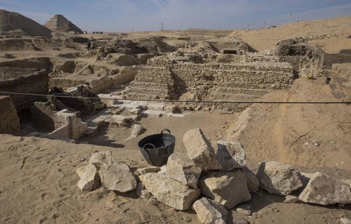В Египте нашли затерянный в песках город возрастом более трех тысяч лет   Новости  
