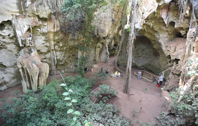Антропологи обнаружили древнейшую в Африке могилу человека   Новости  