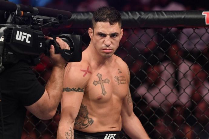 Диего Санчес уволен из UFC. Ветеран ММА провел в промоушене 32 поединка   Новости  