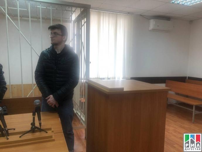 Каспийчанин отделался условным сроком за призывы к нападению на военных и полицейских   Новости  