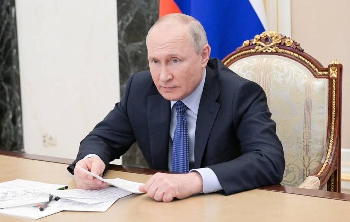 Путин отменил указ о запрете чартерных полетов на курорты Египта | Новости |